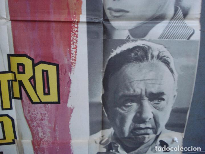 Cine: AAK84 SECUESTRO BAJO EL SOL JEAN-PAUL BELMONDO JANO POSTER ORIGINAL 3 hojas 100X205 ESTRENO - Foto 11 - 212080287