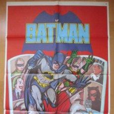 Cine: CARTEL CINE, BATMAN, WILLIAM DOZIER, 1979, C792. Lote 212324773