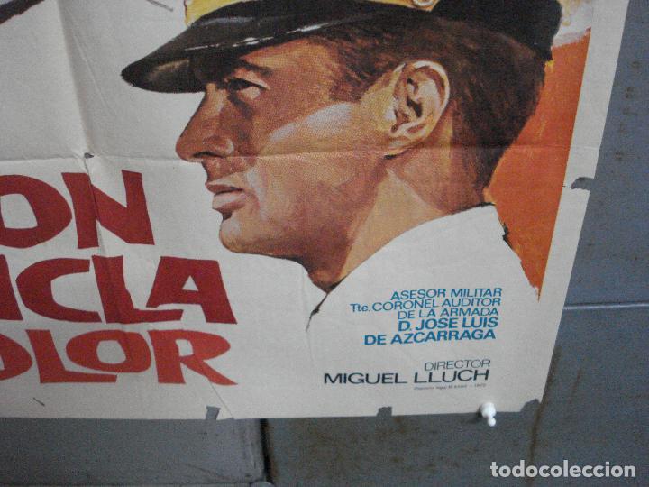 Cine: CDO 4305 BOTON DE ANCLA EN COLOR DUO DINAMICO GILA MARTI RIPOLL POSTER ORIGINAL 70X100 ESPAÑOL R-72 - Foto 9 - 212357556