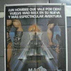Cinéma: AAL13 MAD MAX 2 MEL GIBSON POSTER ORIGINAL 70X100 ESTRENO. Lote 212371363