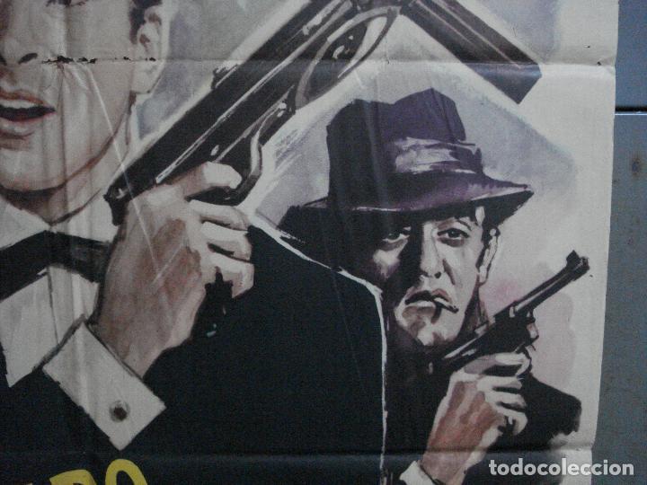 Cine: CDO 4335 CUIDADO CON ESPIAS CARRY ON JAMES BOND 007 IMAGEN PARODIA MAC POSTER ORIG ESTRENO 70X100 - Foto 7 - 212380778