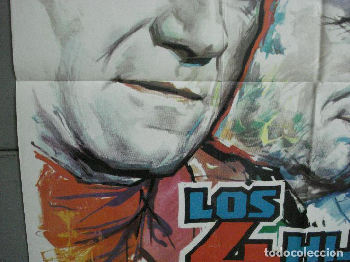 Cine: AAL52 LOS 4 HIJOS DE KATIE ELDER JOHN WAYNE MAC POSTER ORIGINAL 70X100 ESTRENO - Foto 4 - 212498845