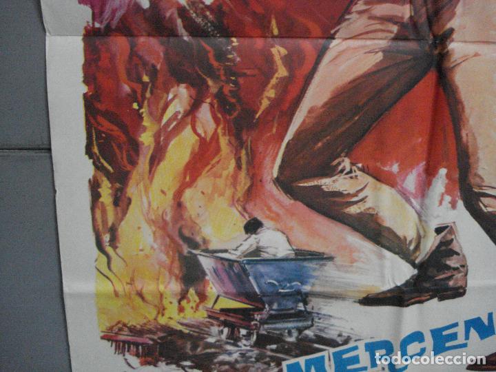 Cine: CDO 4437 EL MERCENARIO RAY DANTON PASCALE PETIT INMA DE SANTIS ALBERICIO POSTER ORIG 70X100 ESTRENO - Foto 3 - 212526373