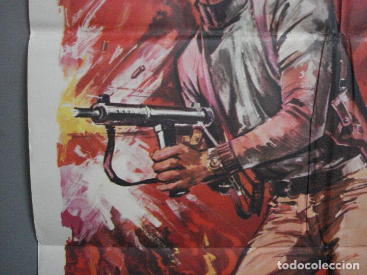 Cine: CDO 4437 EL MERCENARIO RAY DANTON PASCALE PETIT INMA DE SANTIS ALBERICIO POSTER ORIG 70X100 ESTRENO - Foto 4 - 212526373