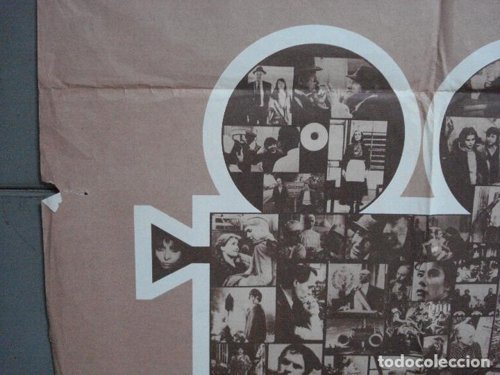 Cine: CDO 4459 CINE CLUB ALEMAN FILMKLUB ERFURT POSTER ORIGINAL ALEMAN 57X80 - Foto 4 - 212548737