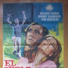 Cine: CARTEL CINE, EL IDOLO CAIDO, RICHARD HARRIS, ROMMY SCHNEIDER, JANO, 1971, C848. Lote 212580138