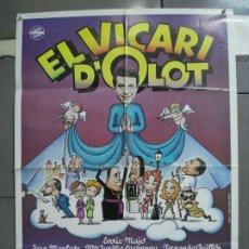 Cine: CDO 4669 EL VICARIO DE OLOT VENTURA PONS POSTER ORIGINAL 70X100 ESTRENO CATALAN. Lote 212997006