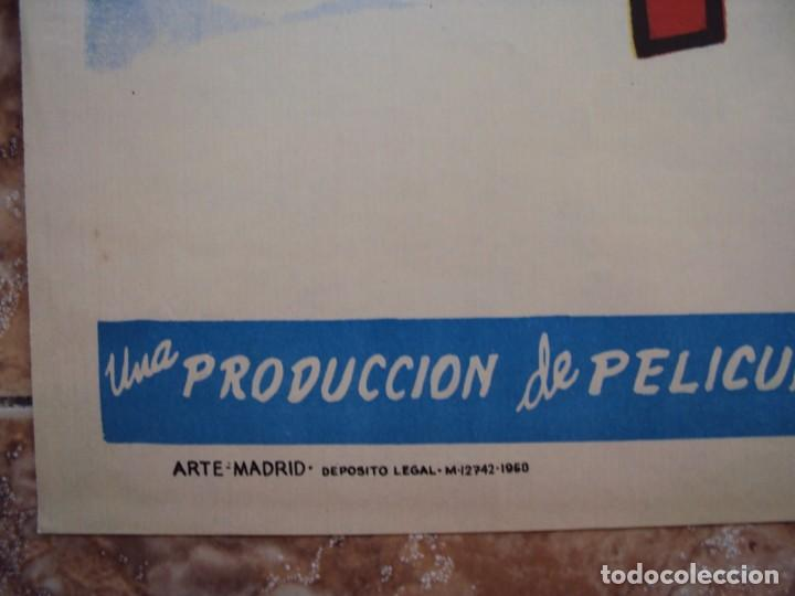 Cine: (CINE-112)CAPERUCITA ROJA MARIA GRACIA MANUEL VALDES POSTER ORIGINA - Foto 2 - 213036603