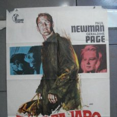 Cine: CDO 4687 DULCE PAJARO DE JUVENTUD PAUL NEWMAN POSTER ORIGINAL 70X100 ESPAÑOL R-72. Lote 213066022
