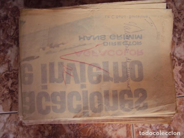 Cine: (CINE-211)VACACIONES DE INVIERNO TONI SAILER MARIA PERSCHY ESQUI MAC POSTER ORIGINAL - Foto 4 - 213328998