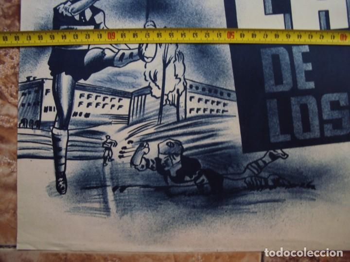 Cine: (CINE-191)POSTER ORIGINAL LA CIUDAD DE LOS SUEÑOS, MARGARITA ANDREY - Foto 2 - 213332138