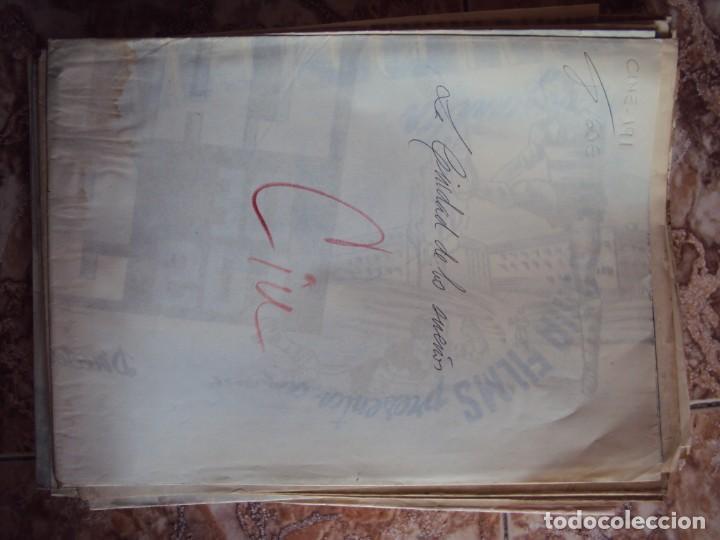Cine: (CINE-191)POSTER ORIGINAL LA CIUDAD DE LOS SUEÑOS, MARGARITA ANDREY - Foto 4 - 213332138