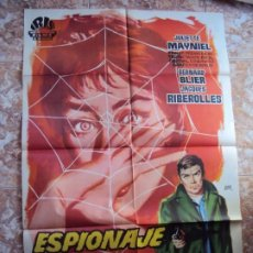 Cine: (CINE-183)POSTER ORIGINAL ESPIONAJE CONTRA ESPIONAJE. Lote 213334300