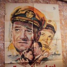Cinéma: (CINE-173)CINE ESCRITO BAJO EL SOL JOHN WAYNE MAUREEN O´HARA MAC. Lote 213336817