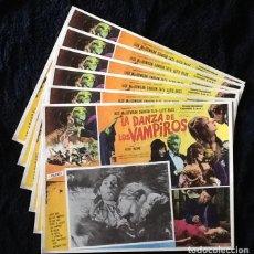 Cine: EL BAILE DE LOS VAMPIROS. Lote 213375193