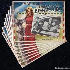 Cine: MARISOL - LA HISTORIA DE BIENVENIDO - LOBBY CARDS. Lote 213387858