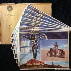 Cine: EL TOPO - ALEJANDRO JODOROWSKY - LOBBY CARDS. Lote 253725715