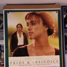 Cine: ORGULLO Y PREJUICIO JOE WRIGHT 2005. Lote 243880590