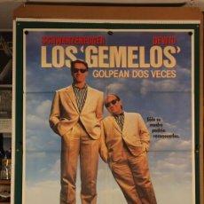 Cine: GEMELOS GOLPEAN DOS VECES, LOS REITMAN, IVAN 1988. Lote 243890220
