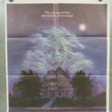 Cine: NOCHE DE MIEDO. CHRIS SARANDON, WILLIAM RAGSDALE, AMANDA BEARSE. AÑO 1985. POSTER ORIGINAL. Lote 213644926