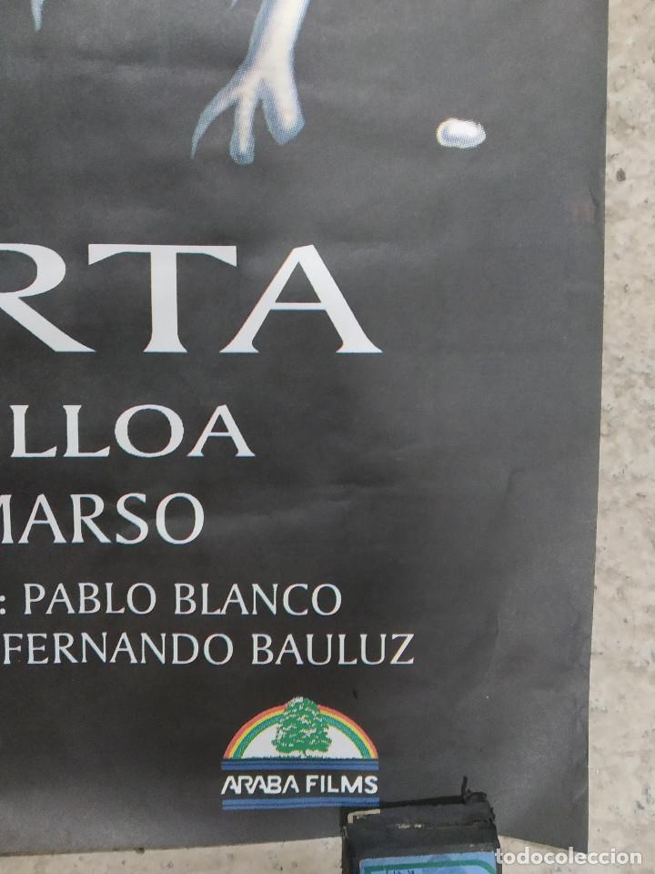 Cine: La madre muerta. Karra Elejalde, Ana Álvarez, Silvia Marsó, Juanma Bajo Ulloa. POSTER. 140 X 100 - Foto 5 - 213645707