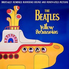 Cinéma: THE BEATLES - YELLOW SUBMARINE (POSTER). Lote 213649261