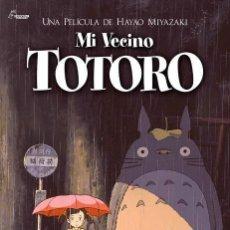 Cinéma: MI VECINO TOTORO (POSTER). Lote 213649262
