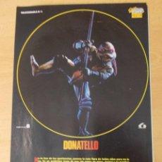 """Cine: PÓSTER SUPER POP N°3 """"DONATELLO"""". Lote 213703738"""