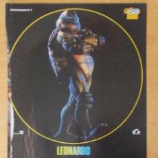 "Cine: PÓSTER SUPER POP N°2 ""LEONARDO"". Lote 213729405"