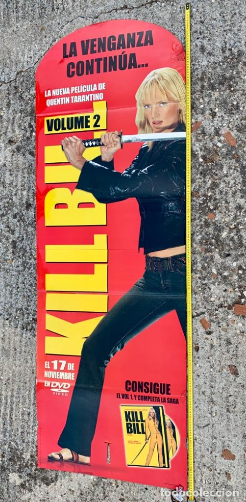 KILL BILL. LA VENGANZA CONTINÚA. POSTER DE CARTÓN 1,85 M (Cine - Posters y Carteles - Acción)