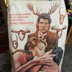 Cine: UNS FAMILIA DECENTE CON J, LUIS GALIARDO AÑOS 70. Lote 214008816