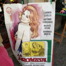Cine: POSTERLA PTOMESA CON CARMEN SEVILLA. Lote 214011102