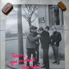 Cine: ROLLING STONES AÑOS 60. POSTER O CARTEL ORIGINAL BY PHILIP TOWNSEND. Lote 214401358