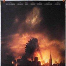 Cine: ORIGINALES DE CINE: GODZILLA - 69 X 98 CMS.. Lote 215448490
