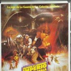 Cinema: E692 EL IMPERIO CONTRAATACA STAR WARS POSTER 70X100. Lote 213639536