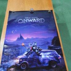Cine: ONWARD, CARTEL ORIGINAL DE CINE PROMOCIONAL, 98 CM X 68 CM.. Lote 216361410
