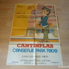 Cine: POSTER. Lote 216432925