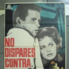 Cinema: AAL87 NO DISPARES CONTRA MI ANGEL ARANDA JULIAN MATEOS JOSE MARIA NUNES POSTER ORIG ESTRENO 70X100. Lote 216595935