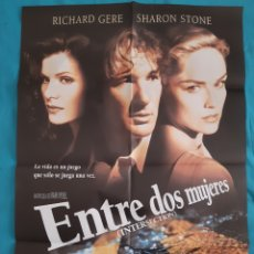 Cine: CARTEL POSTER - ENTRE DOS MUJERES (70 X 100). Lote 216598051