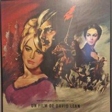 Cine: CARTEL PÓSTER DOCTOR ZHIVAGO 1966. Lote 216788160