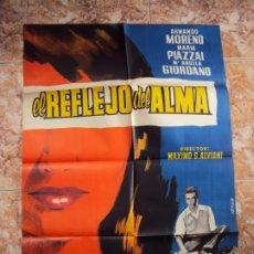Cine: (CINE-389)EL REFLEJO DEL ALMA - CARTEL ORIGINA. Lote 217112671