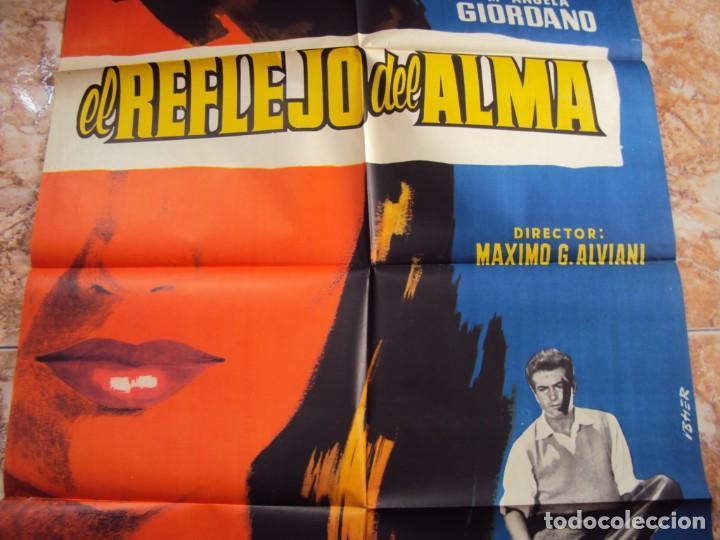 Cine: (CINE-389)EL REFLEJO DEL ALMA - CARTEL ORIGINA - Foto 3 - 217112671