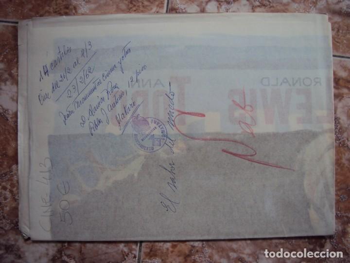 Cine: (CINE-413)EL SABOR DEL MIEDO - CARTEL ORIGINAL - Foto 4 - 217125745