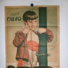 Cine: MARCELINO PAN Y VINO - 1955 - 110 X 75. Lote 217128236