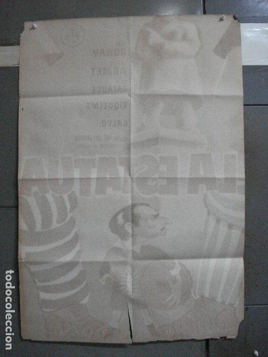Cine: CDO 4898 LA ESTATUA ANTONIO RIQUELME FUTBOL POSTER ORIGINAL 70X100 ESTRENO - Foto 10 - 217217851