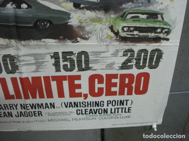 Cine: CDO 4902 PUNTO LIMITE CERO vanishing point BARRYNEWMAN MAC POSTER ORIGINAL 70X100 ESTRENO - Foto 9 - 217219671