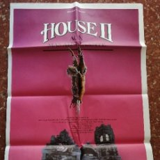 Cine: HOUSE, AÚN MÁS ALUCINANTE CARTEL ORIGINAL. ARYE GROSS, JONATHAN STARK, ROYAL DANO, BILL MAHER. Lote 217611678