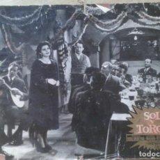 Cinema: SOL Y TOROS. AMÁLIA RODRIGUES. FADO.. Lote 217695833