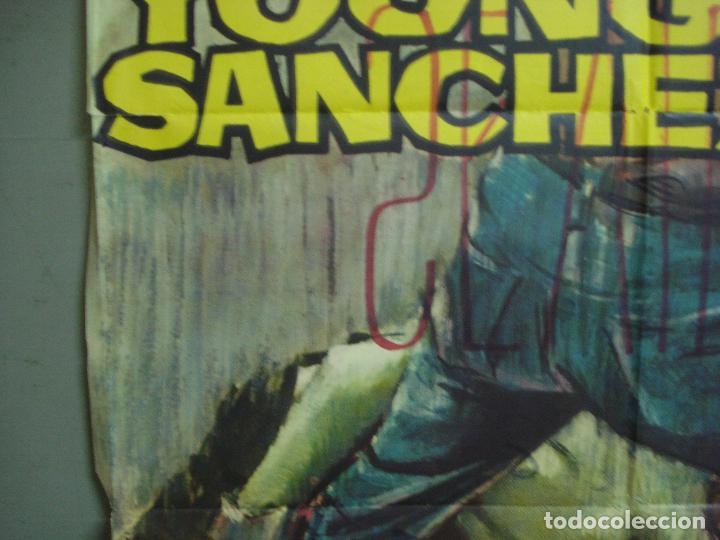 Cine: CDO 5011 YOUNG SANCHEZ BOXEO CINE ESPAÑOL JULIAN MATEOS IQUINO POSTER ORIGINAL 70X100 ESTRENO - Foto 3 - 217727036