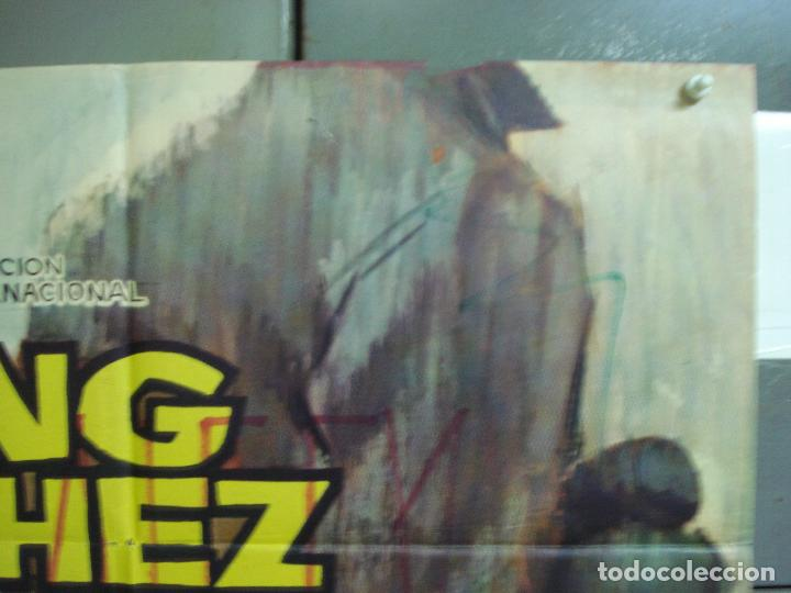 Cine: CDO 5011 YOUNG SANCHEZ BOXEO CINE ESPAÑOL JULIAN MATEOS IQUINO POSTER ORIGINAL 70X100 ESTRENO - Foto 6 - 217727036